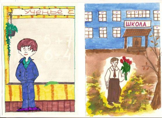 Рисунки родителей на тему «Каким я ...: www.maam.ru/detskijsad/risuni-roditelei-na-temu-kakim-ja...