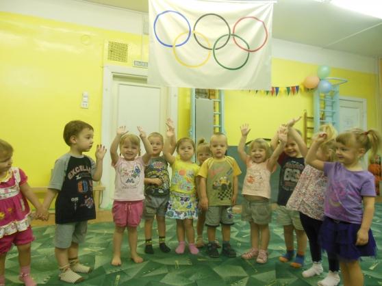 знакомство детей с детским садом младшая группа