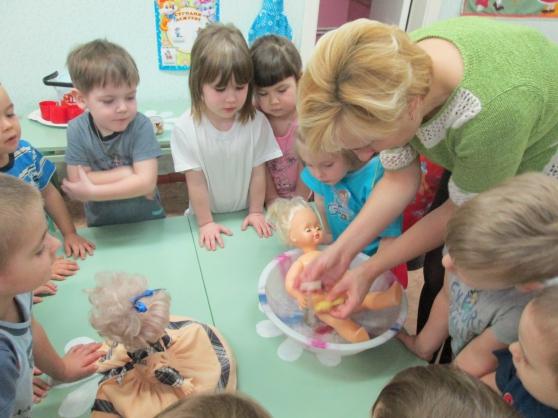 Фотоотчет о проекте «Игры и задания для чудо-воспитания»