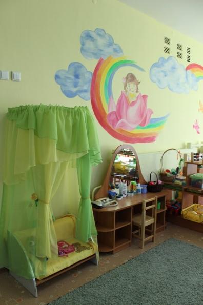 Столик для детского садика своими руками