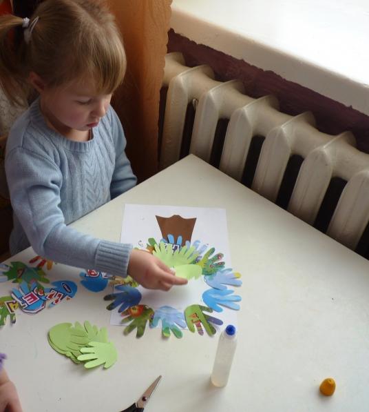 как дети помогают своей маме бабушке цели и задачи конспекты
