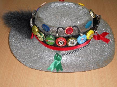 Шляпа для конкурса своими руками в детский сад 10