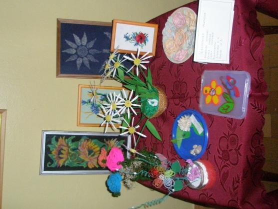 Конкурс в детском саду цветов
