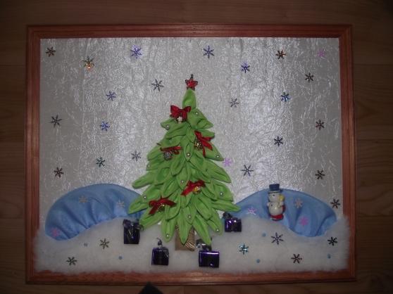 Новогодние панно для детского сада