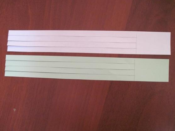 знакомство с бумагой и ножницами 1 класс