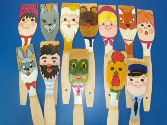 Кукольный театр своими руками на дому 26