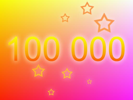 100 000 пользователей на МAAM