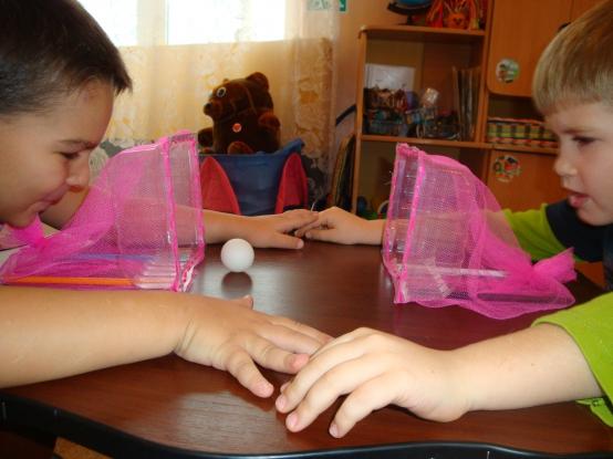 Дыхательный тренажер в детском саду своими руками