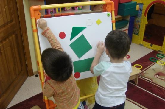Познавательно-исследовательская деятельность детей в 1 и 2 младших группах