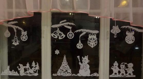 Новогоднее оформление группы в детском саду фото своими руками