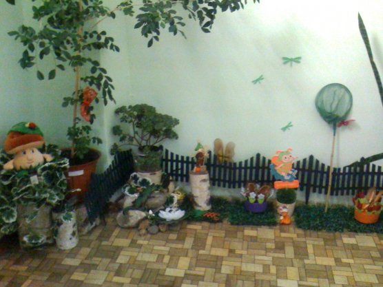 Экологическая тропа в помещении