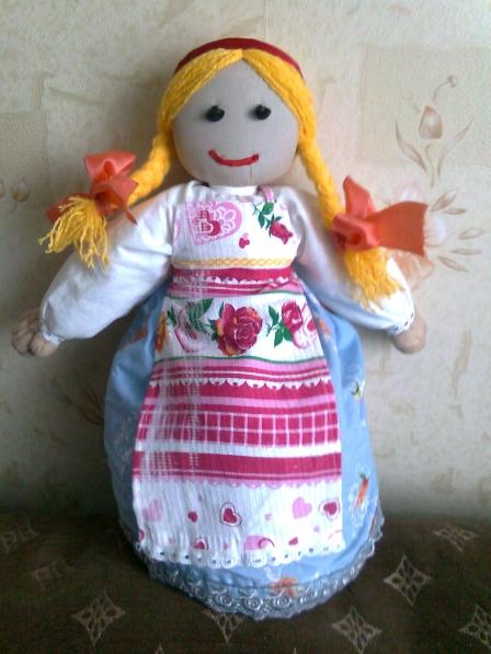 Как сделать куклу на масленицу своими руками пошаговое фото