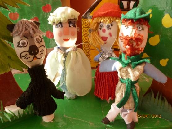 Куколка для детского сада