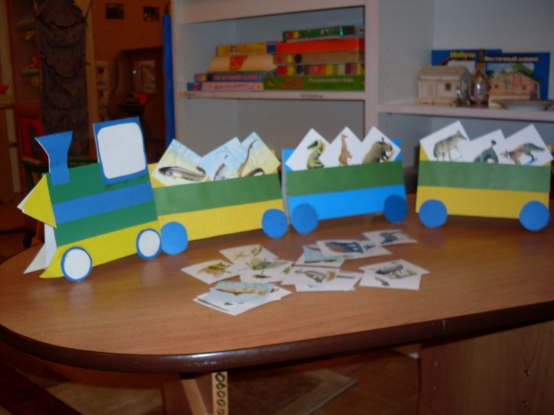 Экологические игры своими руками для дошкольников