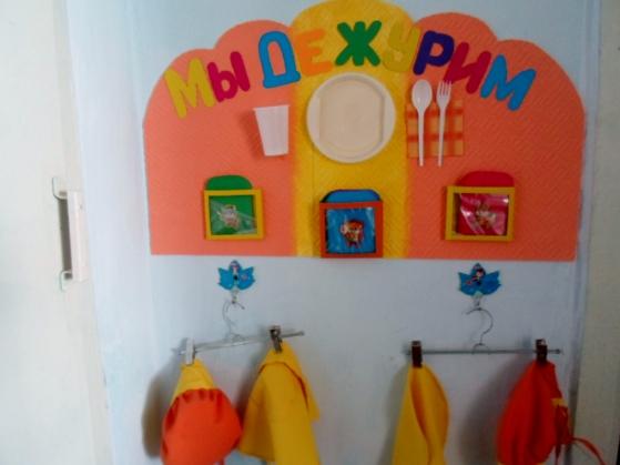 Уголок дежурства в детском саду своими руками  405