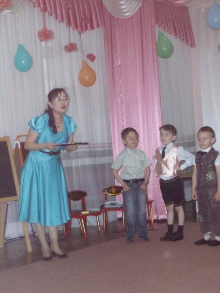 знакомство малышей с худ литературой