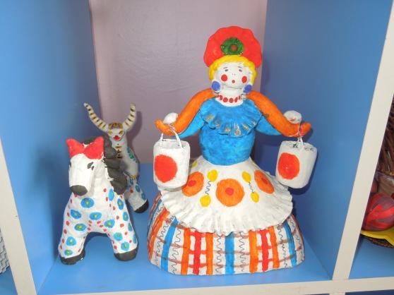 Изготовление игрушек для детей