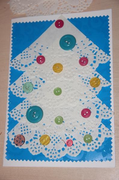 роликовые новогодние открытки из бумажных салфеток своими руками ардова смогла раскрыться