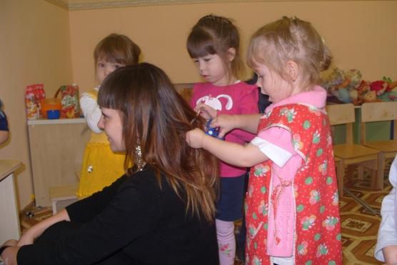 как провести знакомство воспитателя с детьми в детском саду