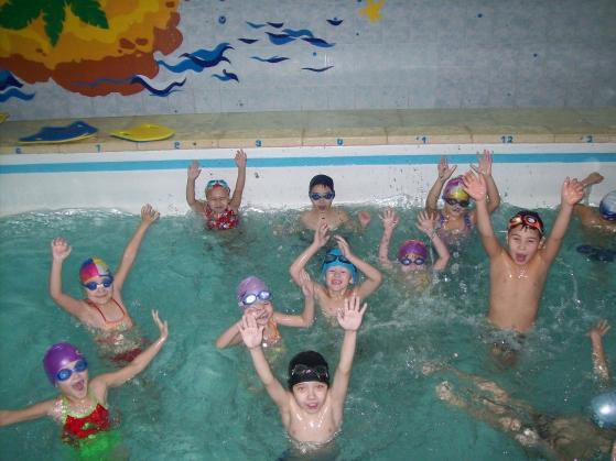 Сценарий спортивного праздника на воде «Воздух, солнце и вода» для детей дошкольного возраста