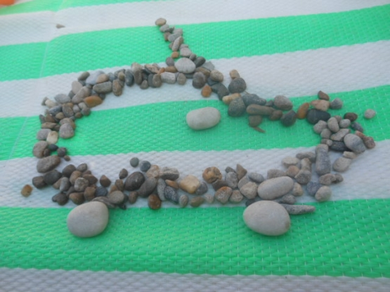 Поделки из камня своими руками для детей
