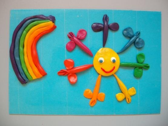 Поделки для 3 летних детей