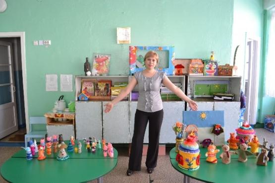 Игрушки своими руками для детского сада