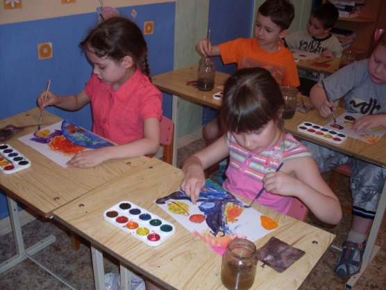 знакомство детей с трудом взрослых старшая группа