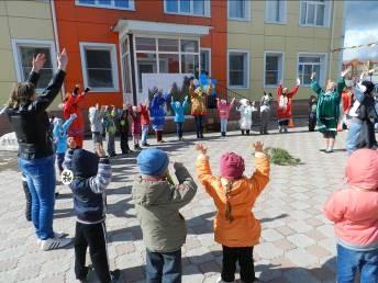 Экологический праздник для старшего дошкольного возраста «Праздник Трясогузки»