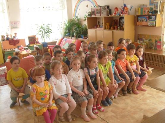 Для кукольного театра готовили дети и
