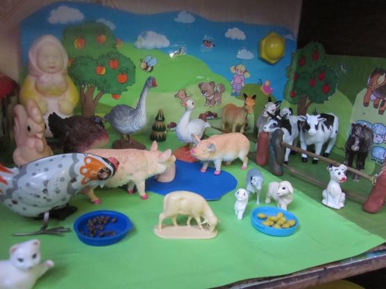 Макеты для уголка природы в детском саду своими руками 38