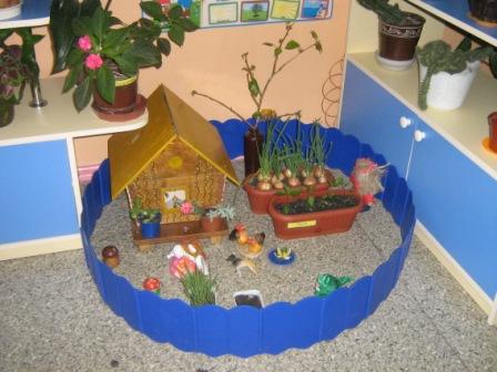 Поделки для уголка природы в детском саду своими руками 87