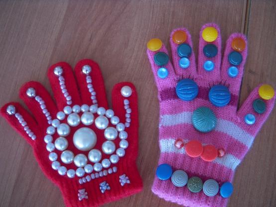 Массажные перчатки своими руками фото 662