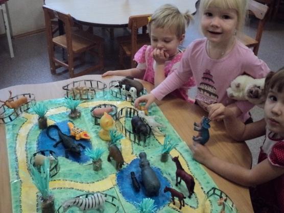 Сюжетно-ролевая игра зоопарк средняя группа макарена ролевая игра 2010