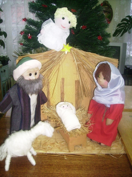 Детские поделки на рождество христово своими руками - Поселок Лесной родник