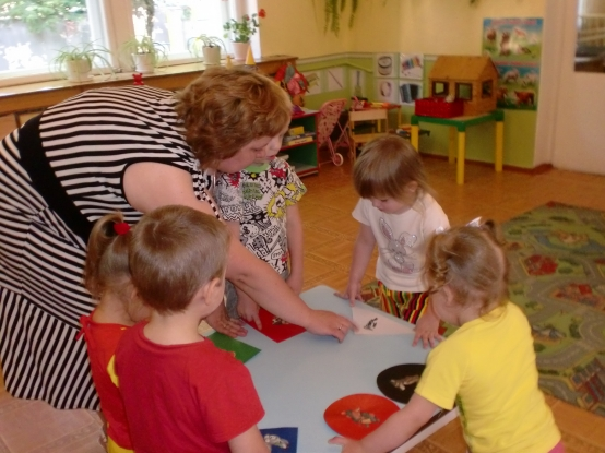 Сенсорное развитие и воспитание Сенсорика страница  НОД с детьми раннего возраста по реализации ОО Познание развитие сенсорных способностей В лесу
