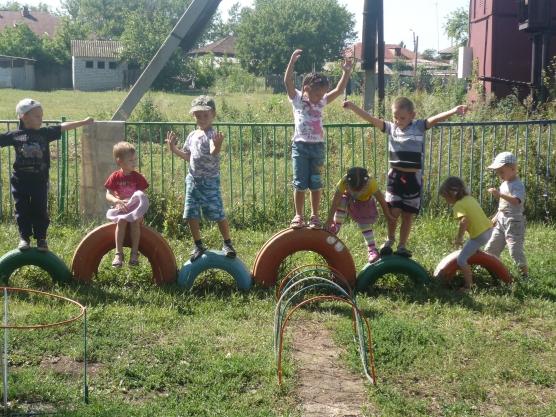 здоровый образ жизни в детском саду конспект