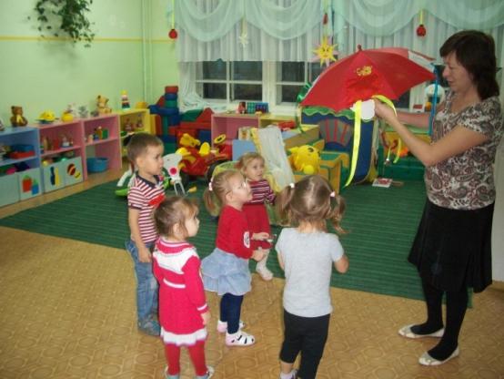 собрание в детском саду давайте знакомится