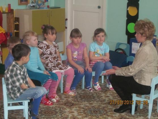 конспект занятия развитии речи в старшей группе