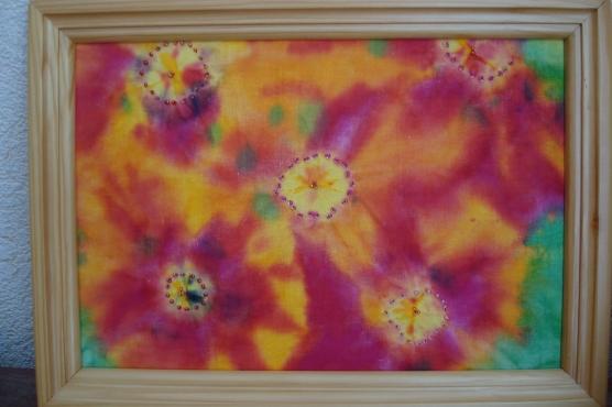 «Рисунки на ткани— просто и доступно»