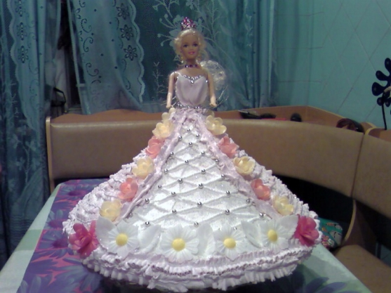 Детские торты для девочек  Рецепты тортов пошаговое
