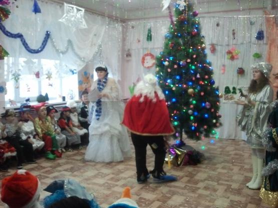 Коллекция новогодних дедов морозов