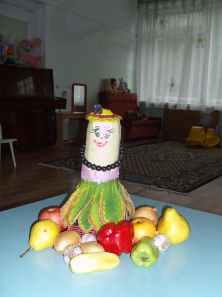 Моу детский сад №326 желтая осень для