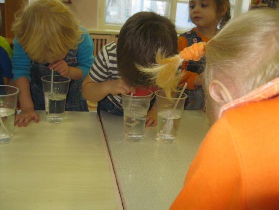 знакомство с водой во 2 младшей группе