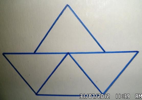 Как сделать рисунок из треугольников - ЮгАгро