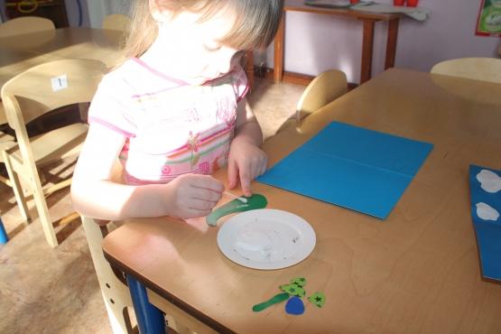 Поделки к 23 февраля в детском саду в младшей группе