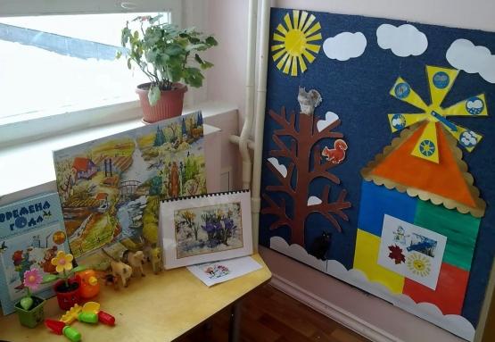 Уголок природы в детском саду своими руками фото