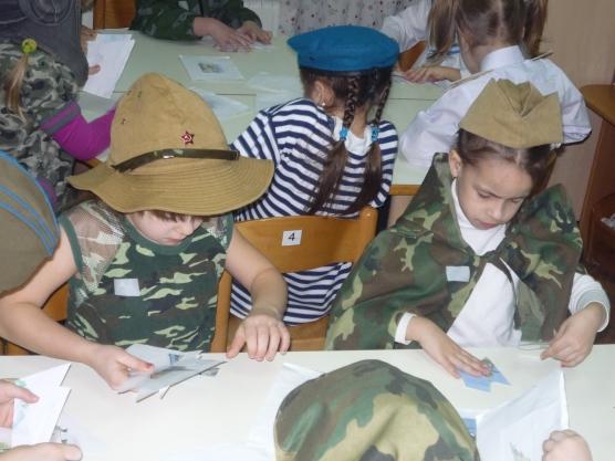 как познакомить детей с днм защитника отечества