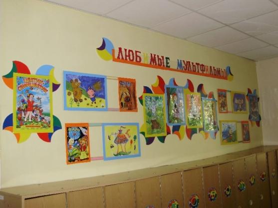Как украсить детский сад на Новый год Идеи для детей и