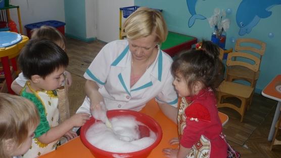 Конкурсы с водой в детском саду